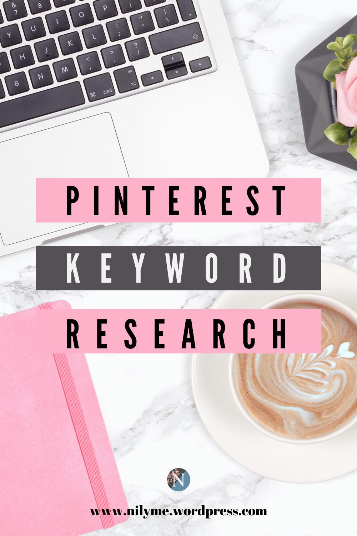 Pinterest Keyword Research || Pinterest SEO
