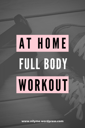 At Home Workout    Full Body - No Equipment