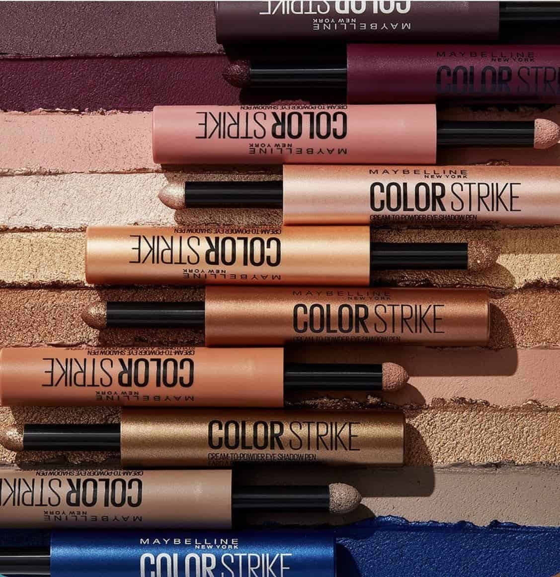 Maybelline Color Strike Eye shadow Pen- Product Review