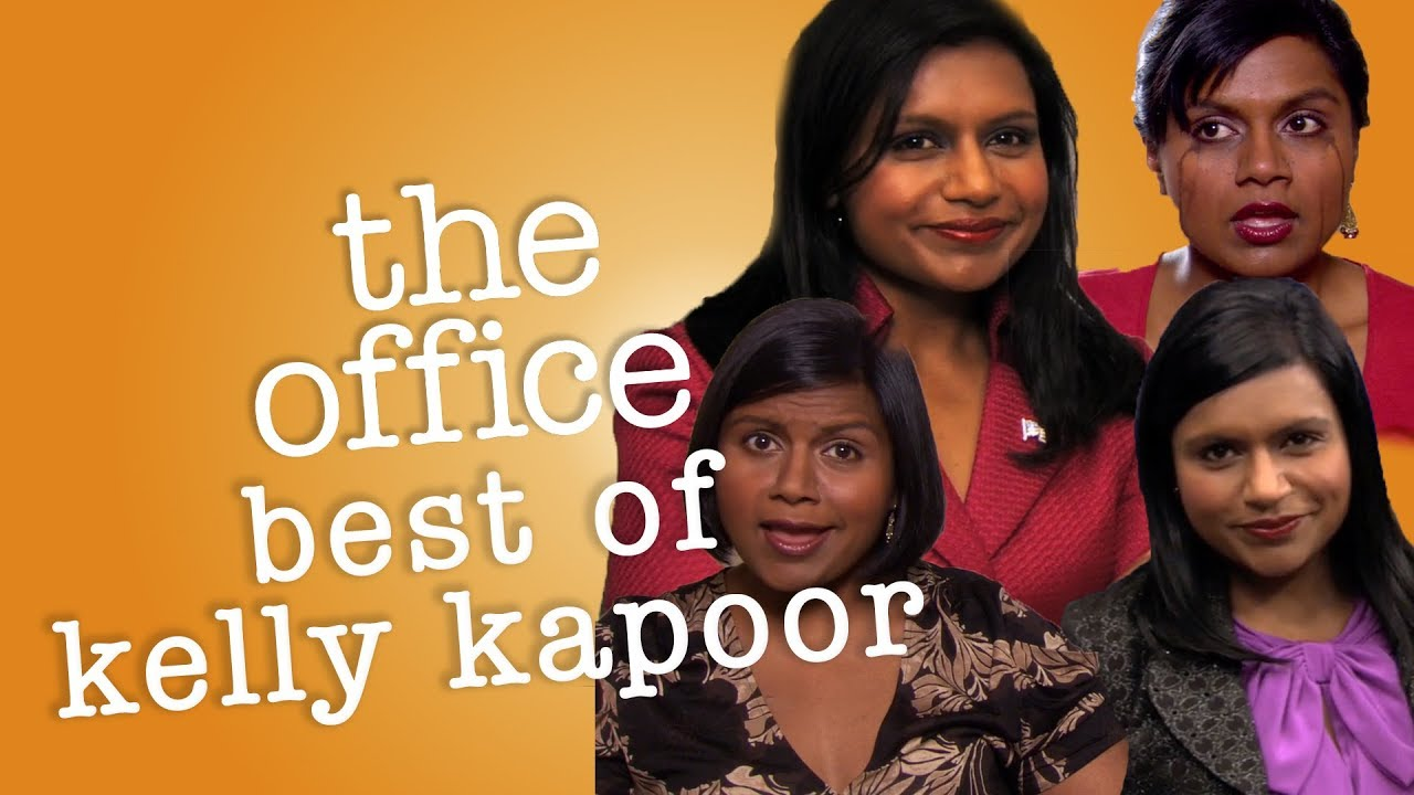 Best of Kelly Kapoor from The Office that we all relate to!