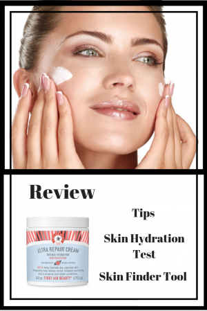 Ultra Repair Cream - First Aid Beauty - Review, tips and cool tool