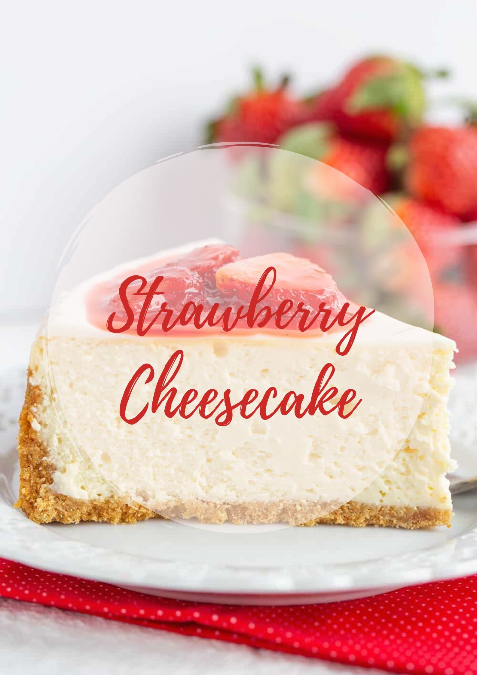 Homemade Cheesecake - Tasty and Healthy