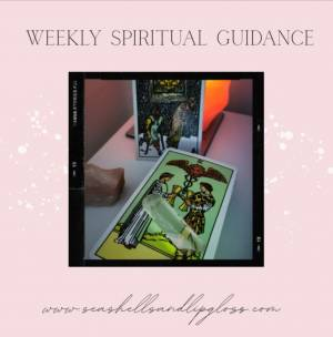 Weekly Spiritual Guidance Blog 08/11/2020 to 15/11/2020