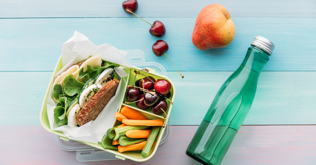 Ready to Eat Healthy Food to Carry While Traveling