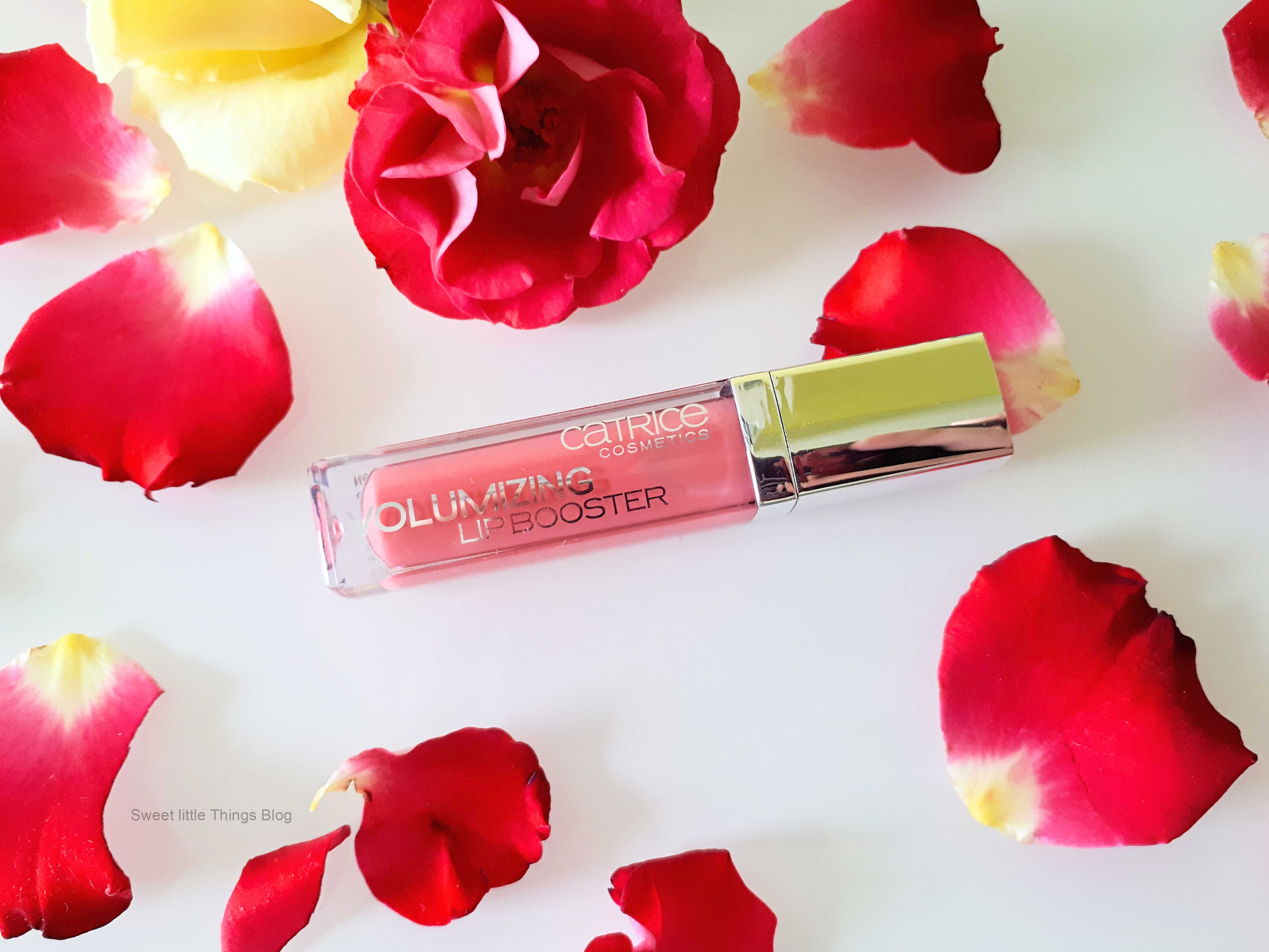 CATRICE VOLUMIZING LIP BOOSTER, 030 PINK UP THE VOLUME- REVIEW + SWATCHES