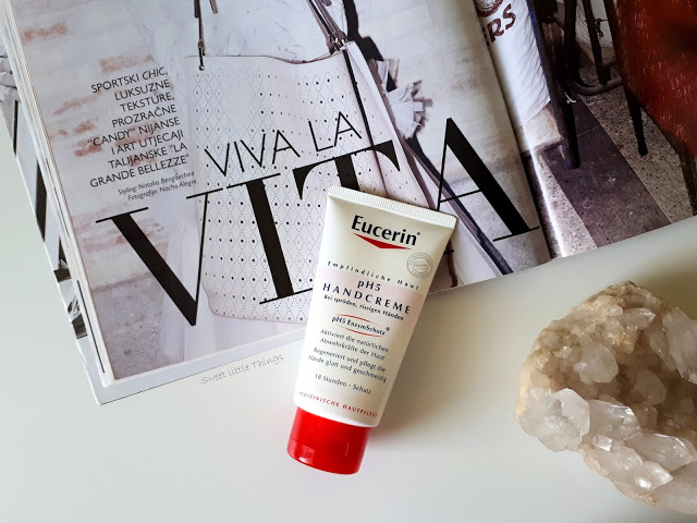 Eucerin pH5 Hand Cream- REVIEW