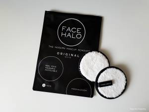 Face Halo makeup removal pads- REVIEW