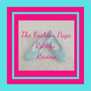 The Fashion Page: Rothy's Review