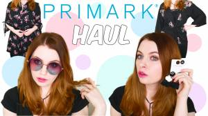 Primark Haul March 2018 (Try on)