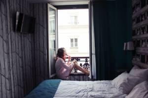 Hotel sacha in Paris