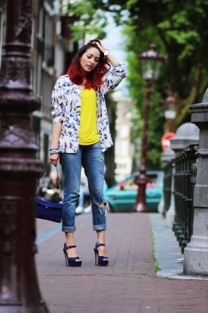 Amsterdam Summer Style