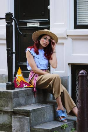 What I Wore for Amsterdam Fashion week Summer 2016