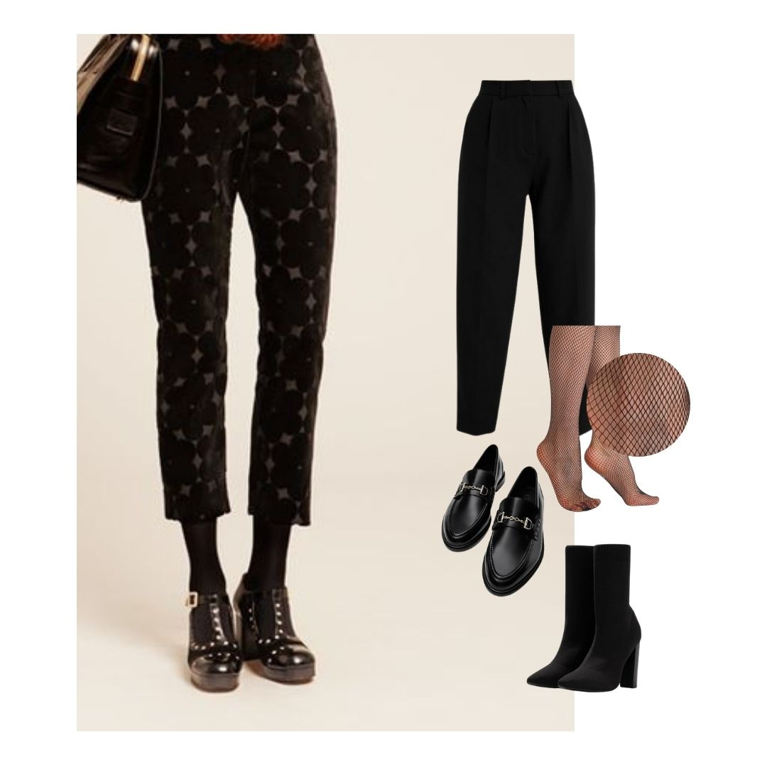 Petite lovers of cropped pants!
