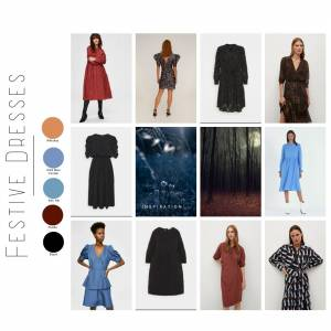 Festive dresses to start the 2021 in style!