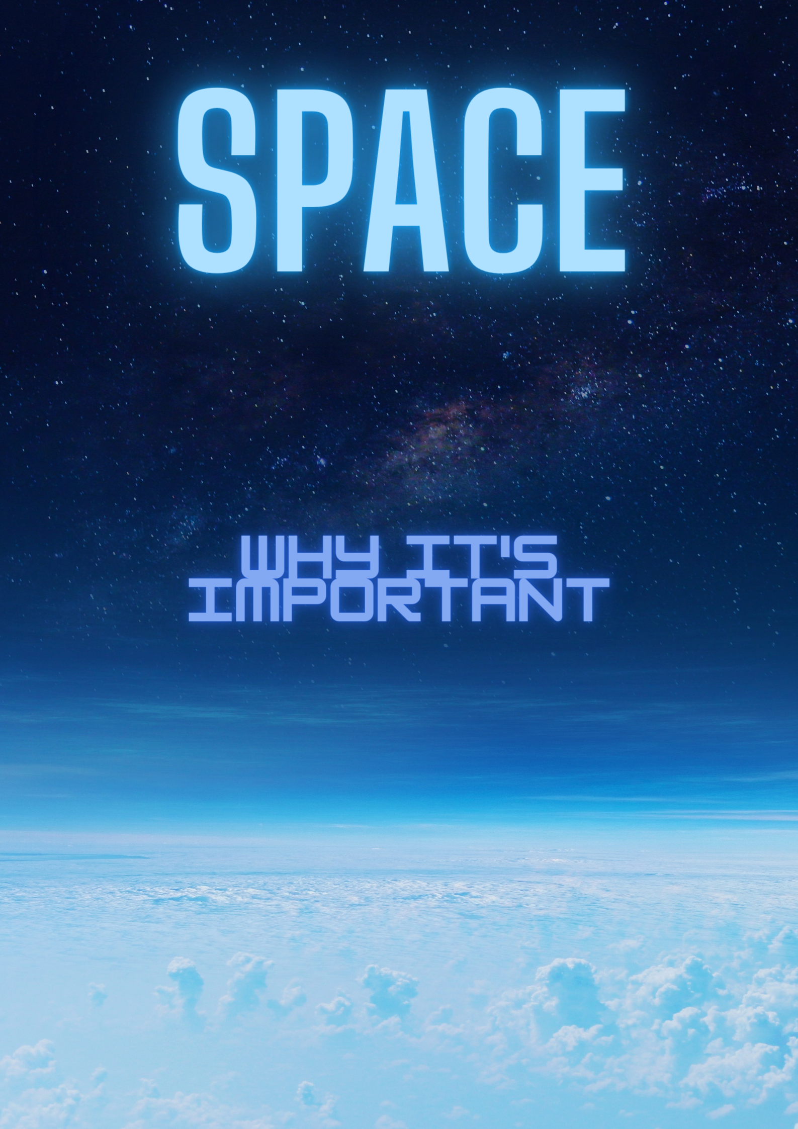 The value of space