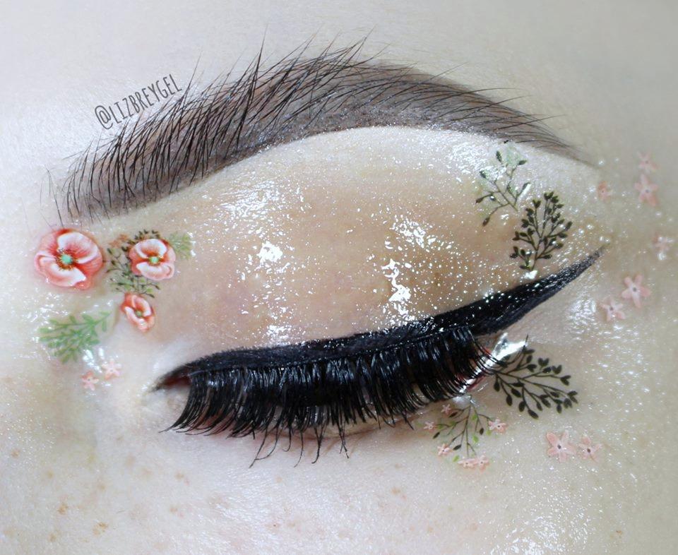 how to create full eyebrow makeup look celebrities with bushy eyebrows