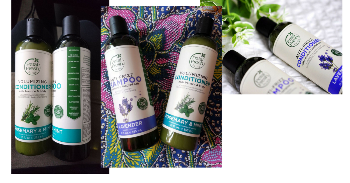 Petal Fresh Pure Skin And Hair Care Vegan Cruelty Free Brand My Thoughts About It Reviews Petal Fresh Pure Shampoo And Conditioner Fashion Potluck