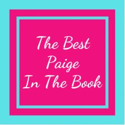 Paige TheBestPageInTheBook